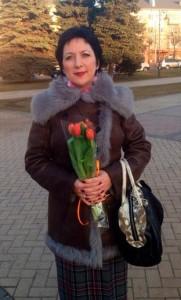 Элина Мильчевская