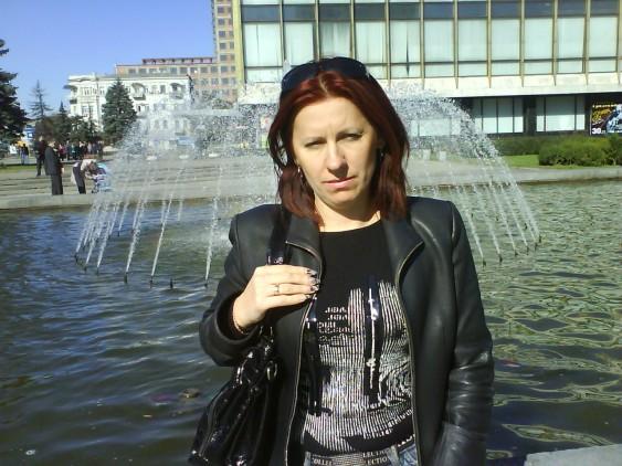 Светлана Везучая