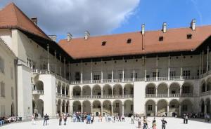 Вавель королевский замок
