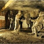 Соляные шахты