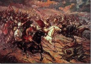 Русско-польская война 1654-1667