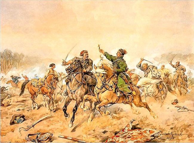 Освободительная война под руководством богдана хмельницкого кратко