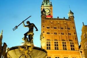 Гданськ, Морские ворота