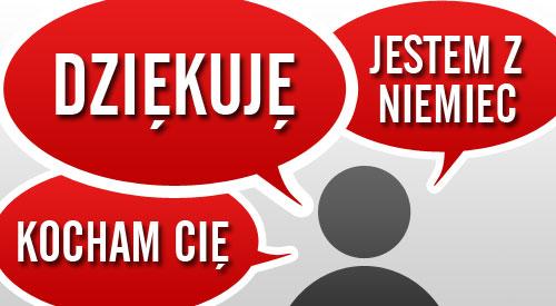 познакомиться перевод на польский