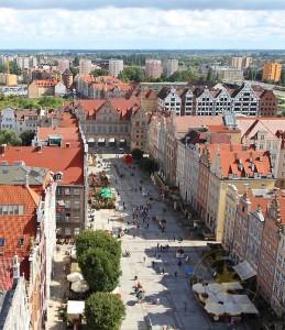 Гданськ, Длинный рынок