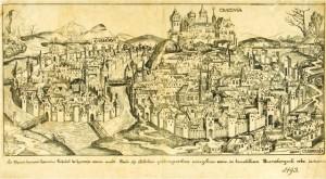 Краков, 1493 год