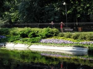 Люблин, Саксонский парк