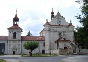 Люблин, Доминиканский монастырь