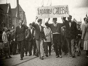 Восстание в Познани 1956 г.