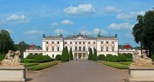 Дворец Браницких, Белосток