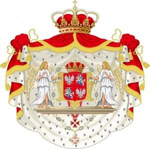 Герб Польши во времена Речи Посполитой