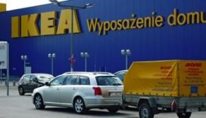 магазин IKEA в Польше