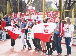 польские школьники