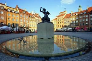 Рынок Старого города, Варшава