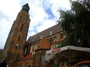Базилика Св. Елизаветы