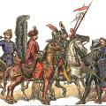Польское войско в 16 ст.