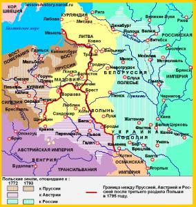 Три раздела Польши
