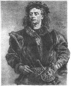 Ян 1 Ольбрахт