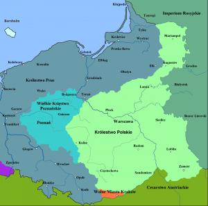 Царство Польское