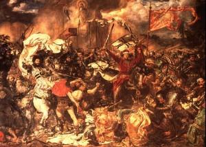 Грюнвальдская битва 1410
