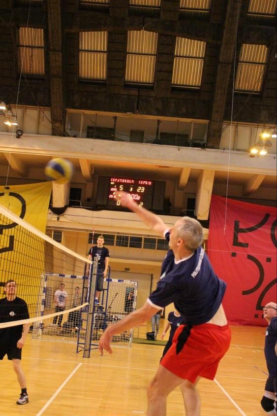 Волейбольный матч (Mecz Siatkówki)
