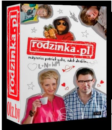Курс по сериалу Rodzinka